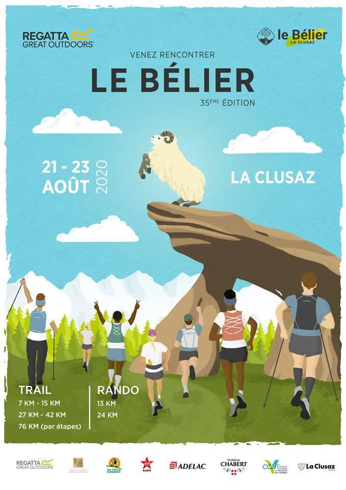SEPas Impossible au Trail Le Bélier
