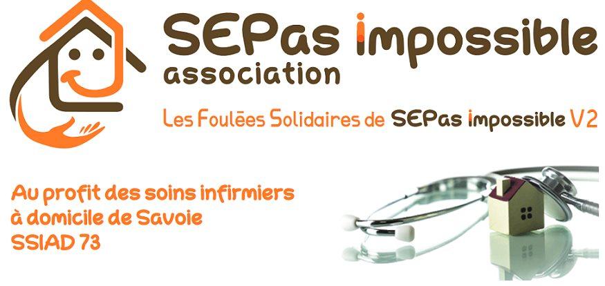 Les Foulées Solidaires SEPas Impossible V2